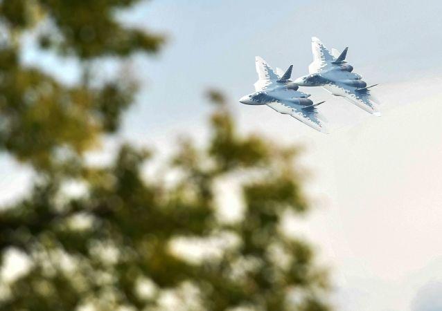 Caccia multiruolo Su-57