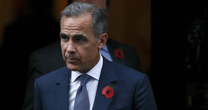 Mark Carney, governatore della Bank of England