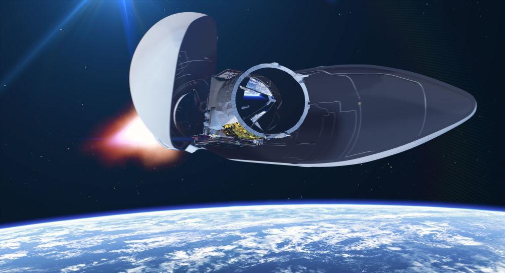 Satellite Aeolus