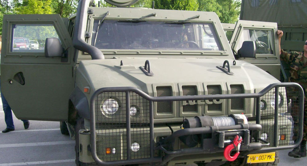Iveco Defense Vehicles