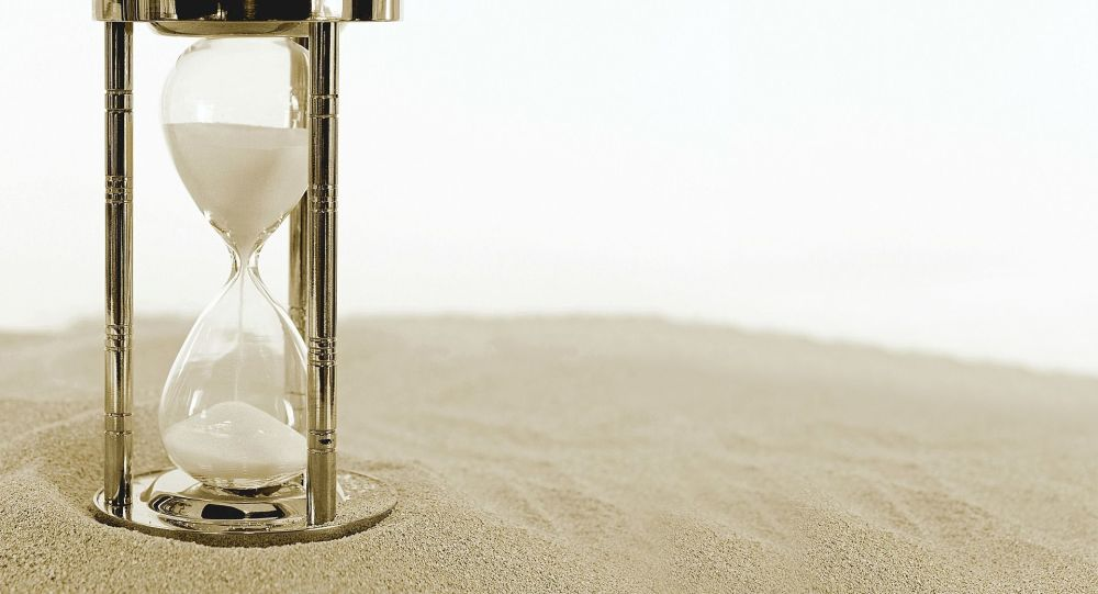 Clessidra di sabbia