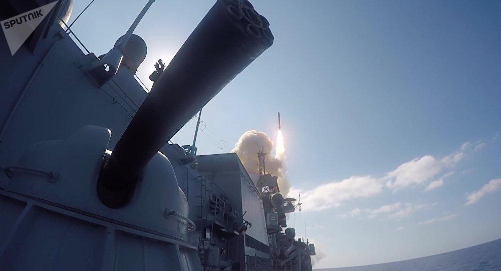 Missile da crociera di produzione russa