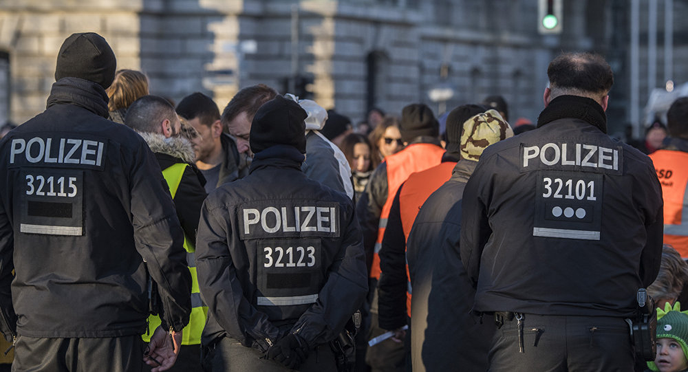Polizia in Germania