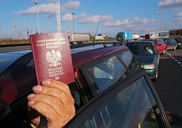Passaporto polacco