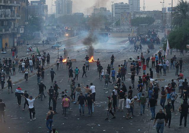 Proteste in Iraq
