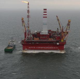 Piattaforma petroliera Prirazlomnaya
