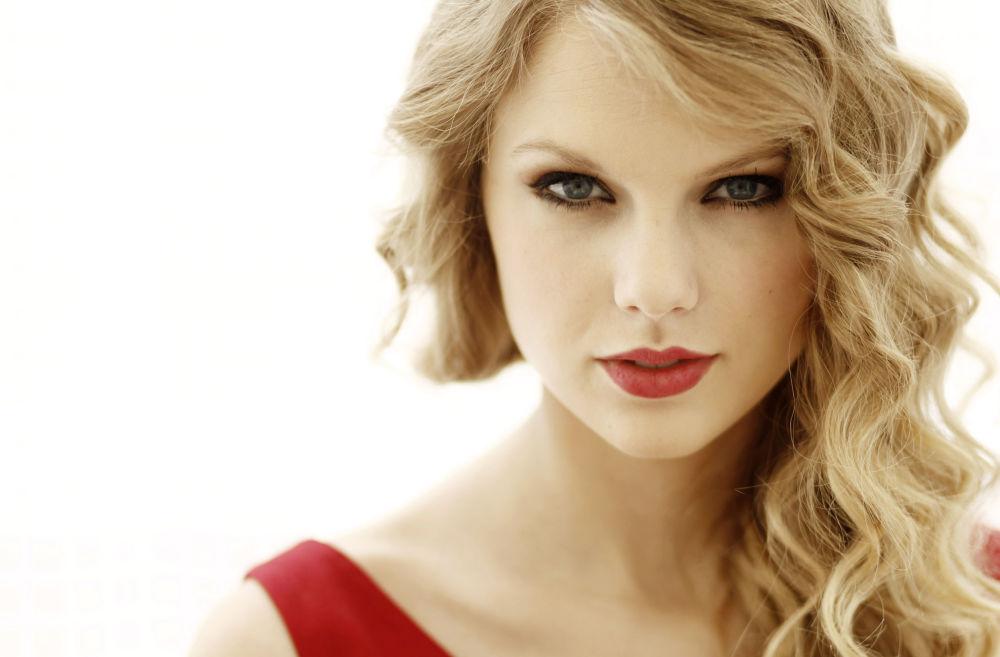 La cantante e attrice americana Taylor Swift