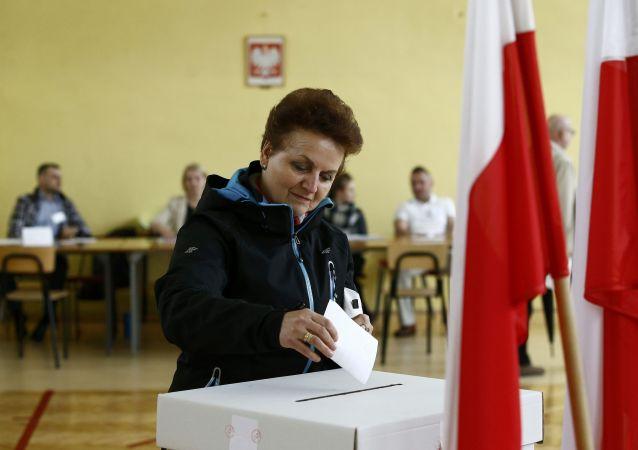 Alle elezioni in Polonia