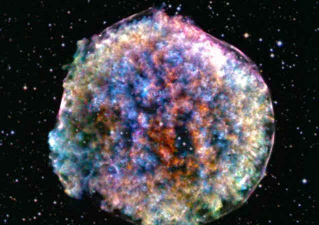 La supernova Tycho