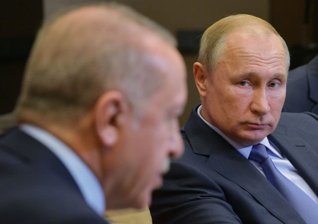 Incontro tra Putin e Erdogan a Sochi