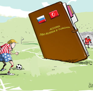 USA VS Russia e Turchia