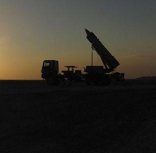 Il presunto lancio dei missili Sayyad-2, Iran, 2013