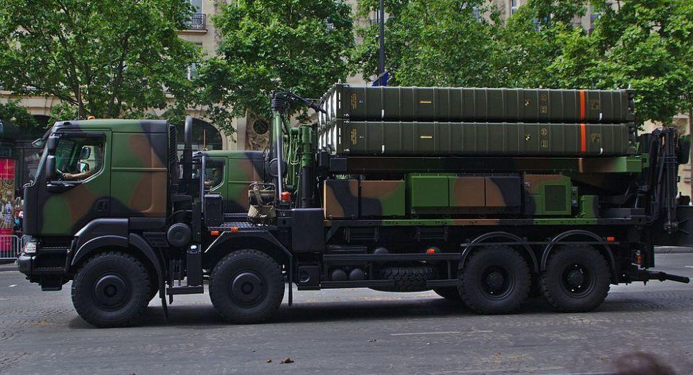 Sistema antimissile Samp-T