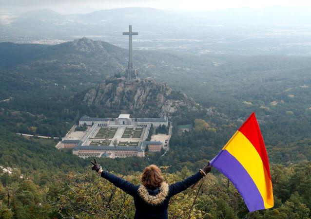 Valle dei Caduti, Spagna
