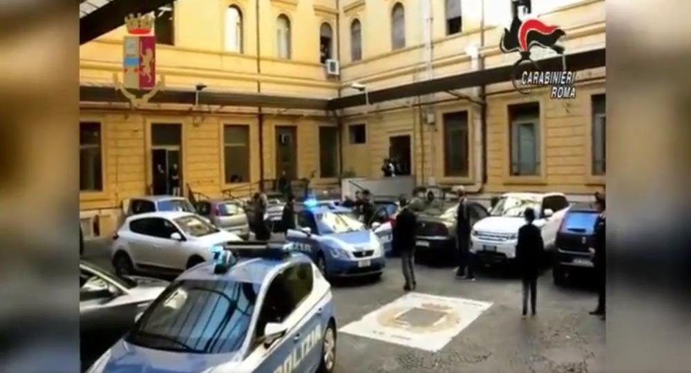 Sottoposti a fermo emesso dalla Procura della Repubblica di Roma i due presunti autori dell'omicidio di Luca Sacchi