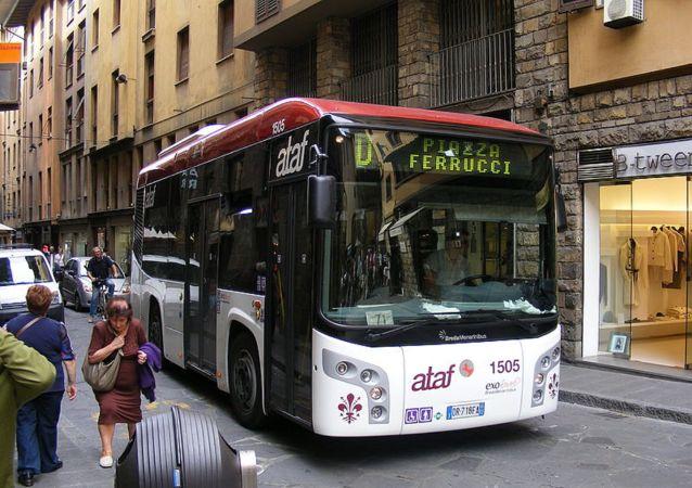 Bus Ataf a Firenze
