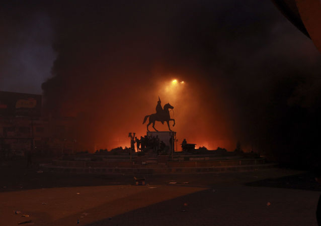 Proteste anti-governative a Bagdad