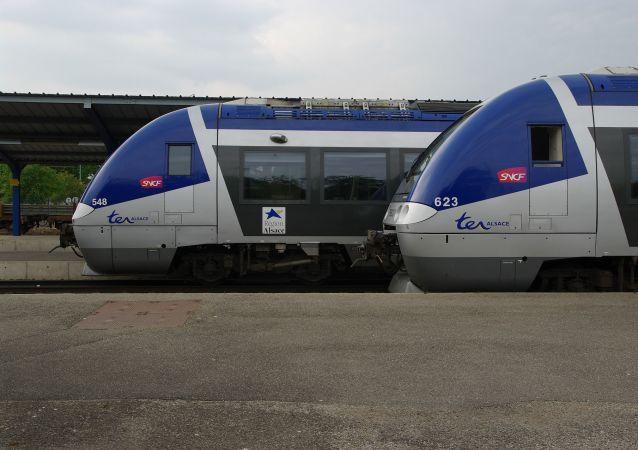 trains SNCF, photo d'illustration