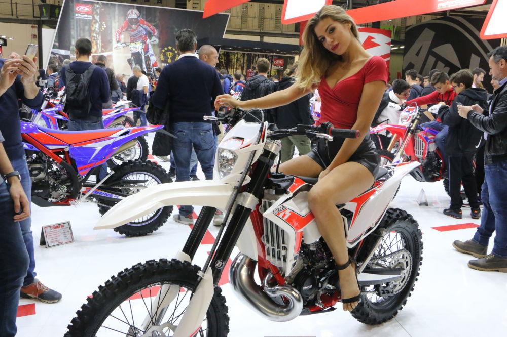 Il Salone del ciclo e motociclo EICMA 2019 a Milano