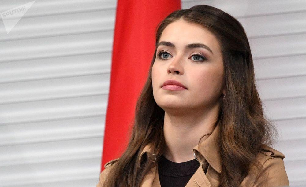 """Miss Bielorussia-2018"" Maria Vasilevich è stata eletta deputata alla camera bassa del parlamento"