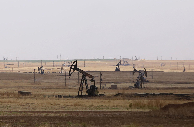Il sito petrolifero di Rmeilane, nella Siria nordorientale