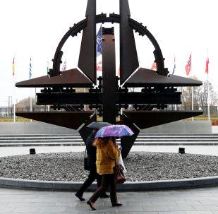 Il quartier generale della NATO a Bruxelles
