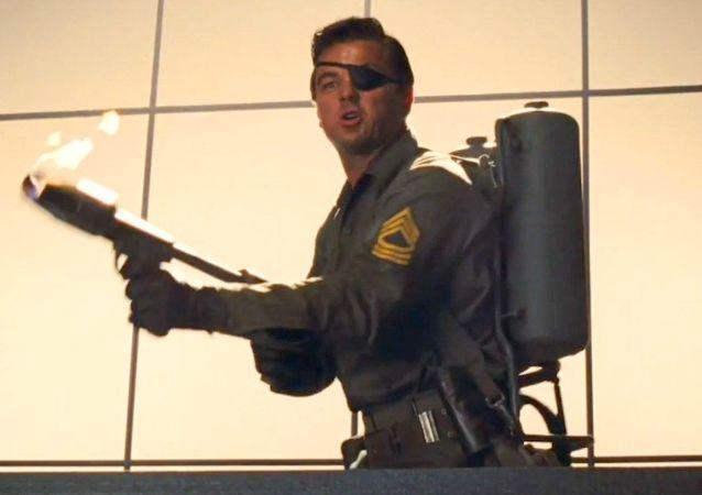 Leonardo DiCaprio in C'era una volta a Hollywood
