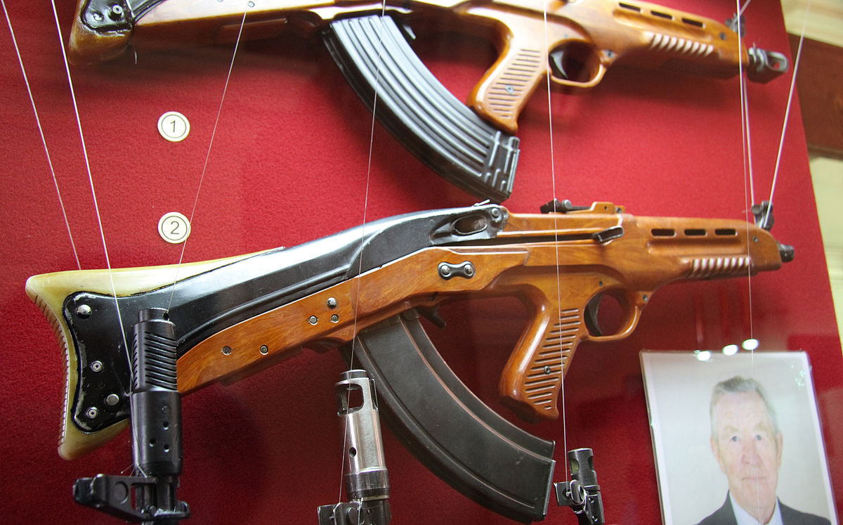 TKB-011 rifle 1963 mod in Il fucile d'assalto TKB-011, progettato nel 1963Tula State Arms museum