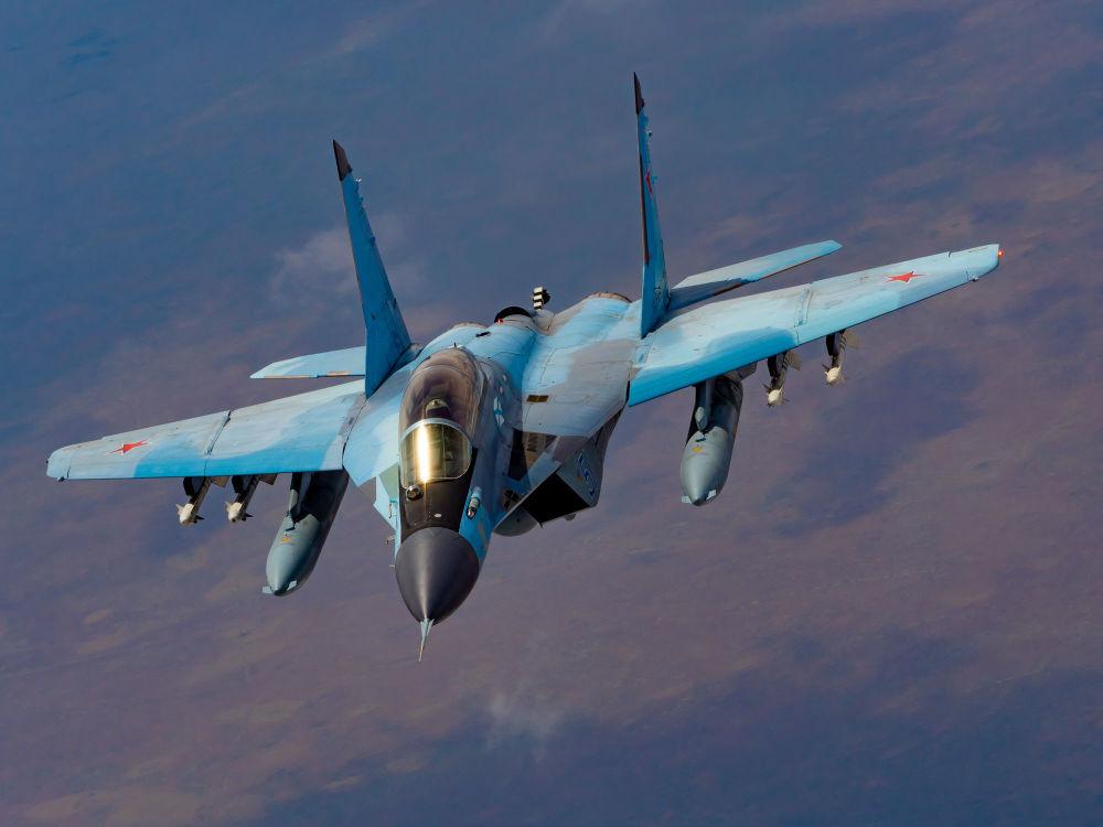 Il caccia russo di generazione 4+ MiG-29K