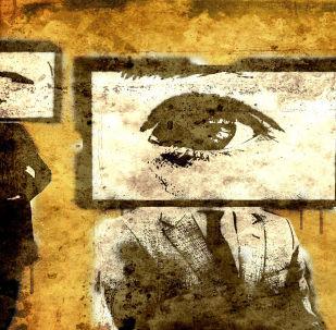 Spie - rappresentazione artistica
