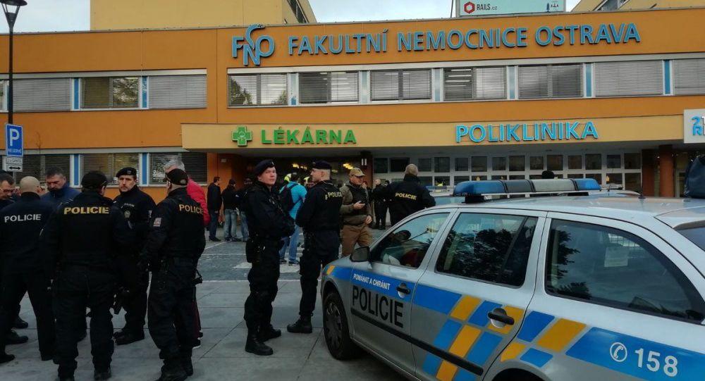 Sparatoria a Ostrava in Repubblica Ceca (10.12.19)