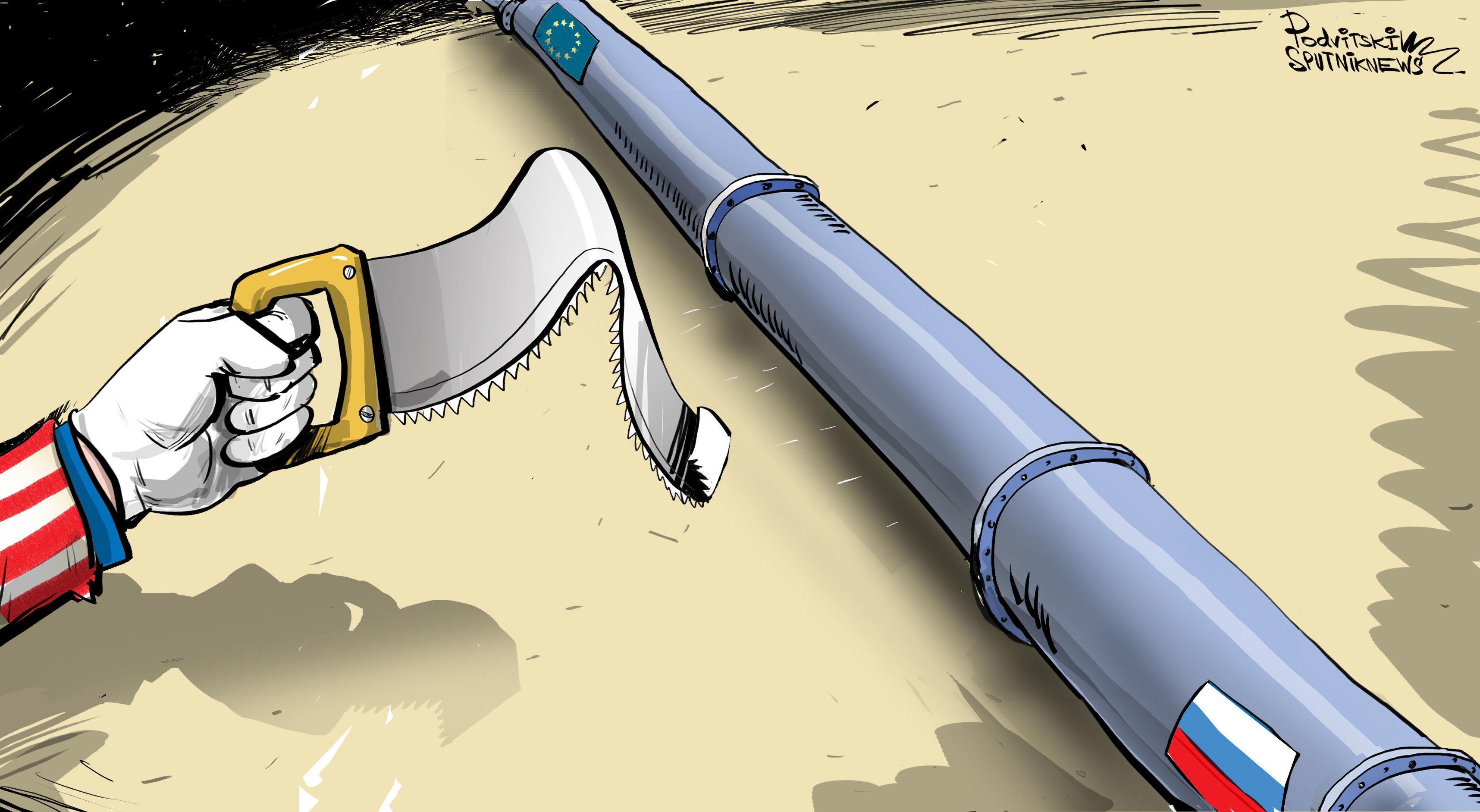 Nord Stream 2, Usa riconoscono la propria impotenza davanti alla realizzazione del progetto