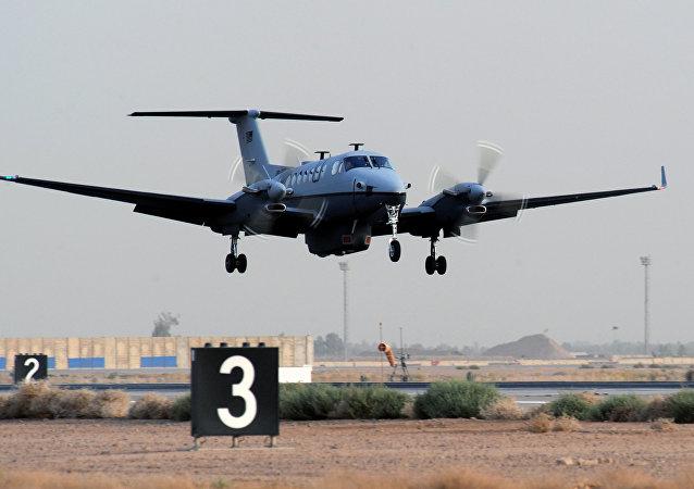 Un Beechcraft MC-12W Liberty