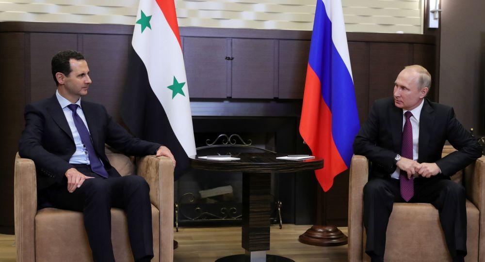 Siria: Putin a Damasco con Assad. Visita al Patriarcato greco ortodosso