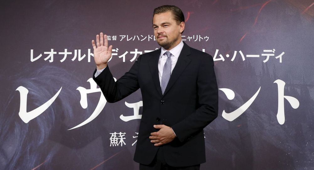 Leonardo DiCaprio ha salvato un uomo in mare prima di Capodanno