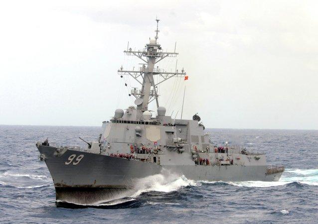 USS Farragut - marina militare USA
