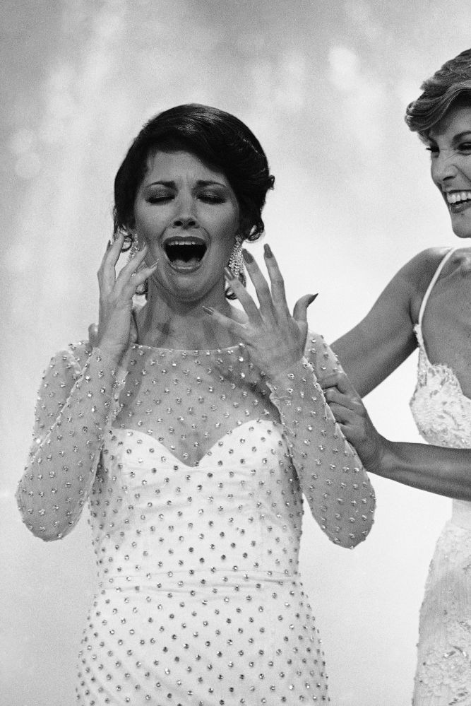 Susan Powell, Miss America 1980