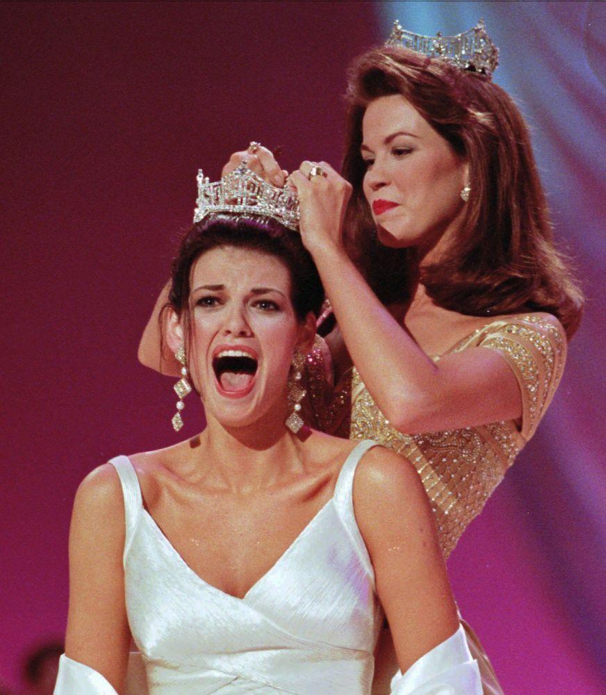 Miss America 1998 Katherine Shindle