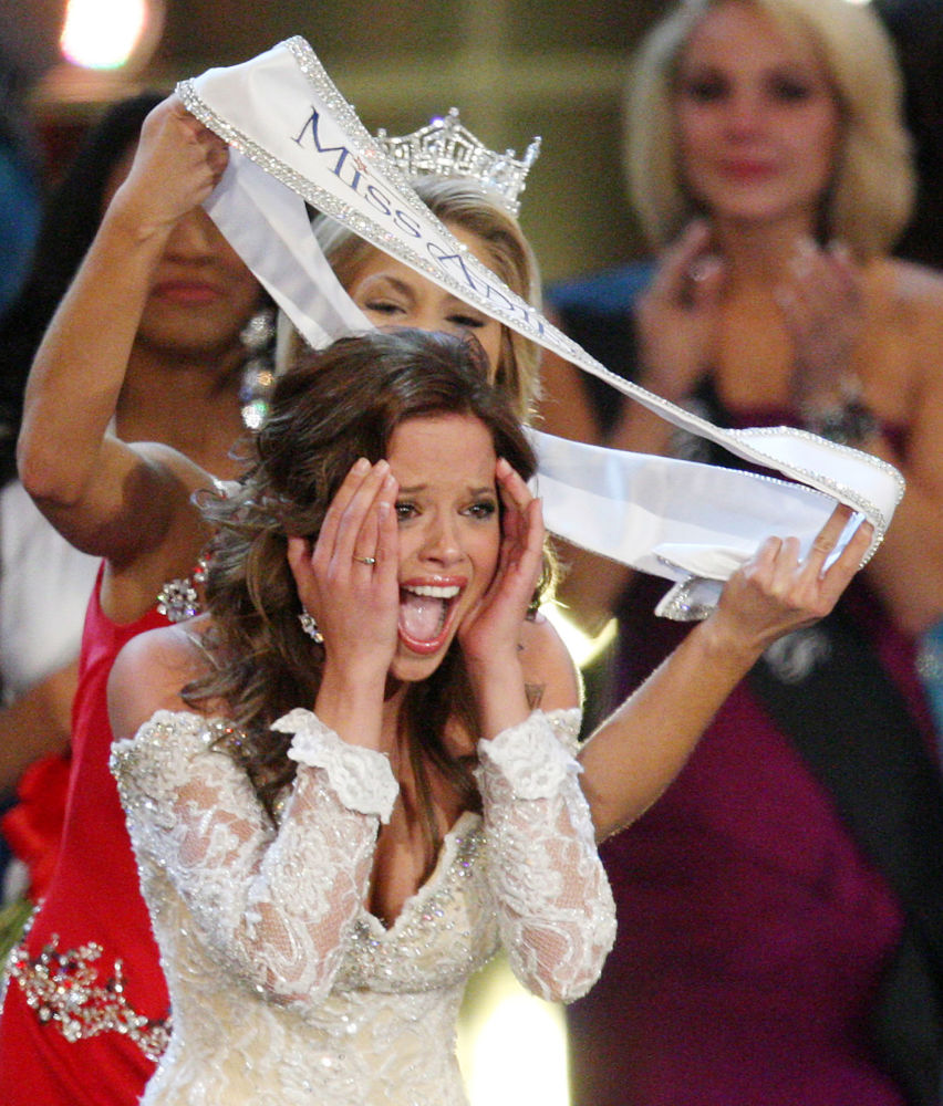 Miss America 2009 Katie Stam