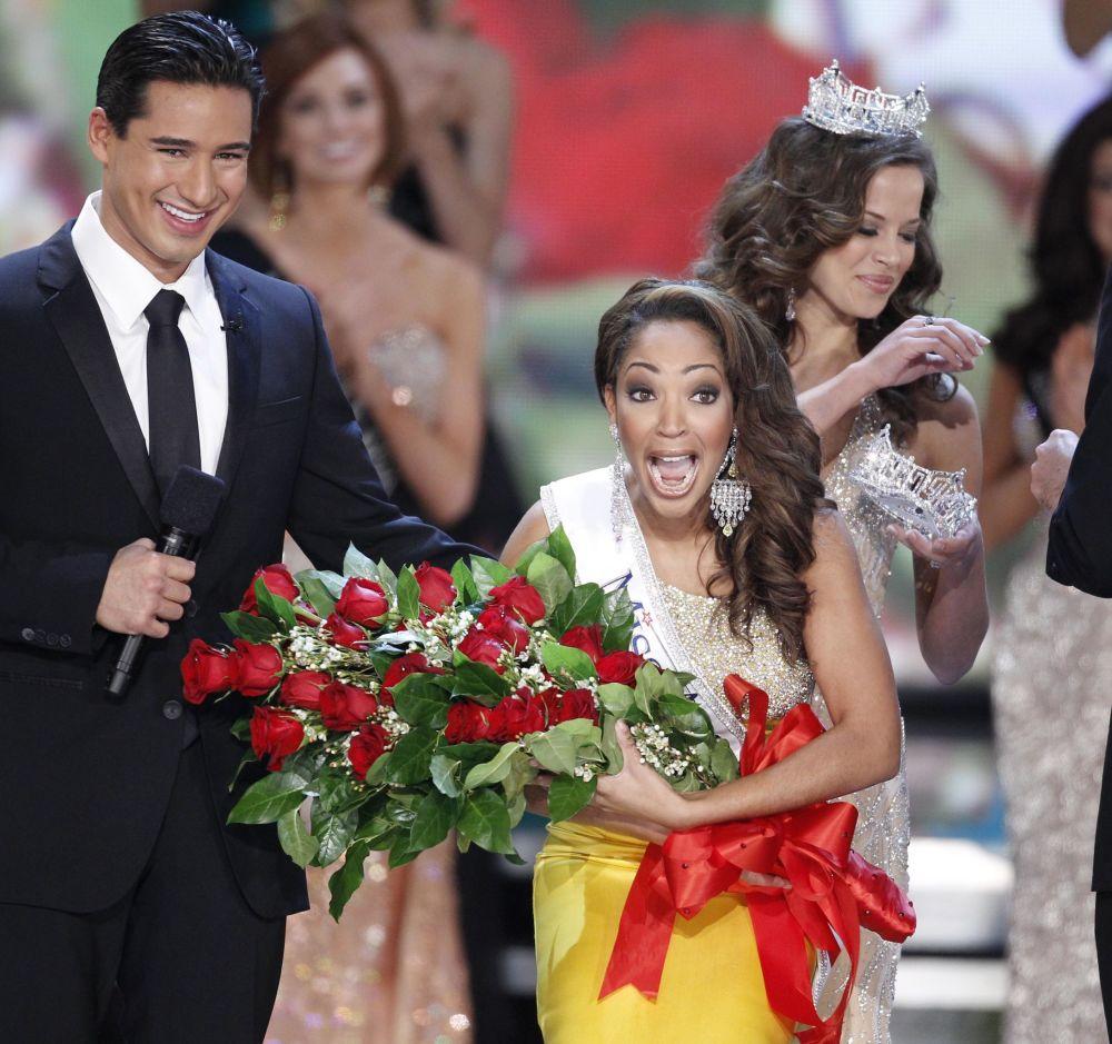 Miss America 2010 Caressa Cameron