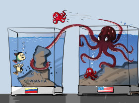 """USA lavorano """"a un cambio di regime"""" in Venezuela - Pompeo"""