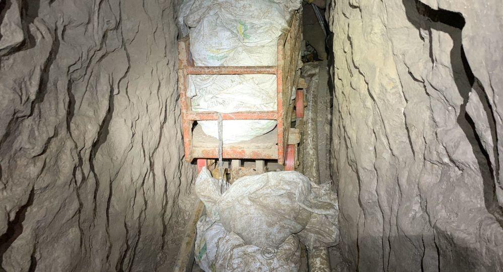 Usa:scoperto tunnel-record dei narcos, da Messico a San Diego
