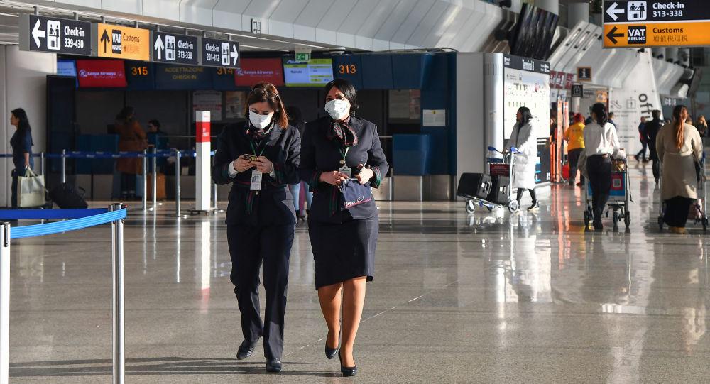 Virus, a Malpensa gli ultimi aerei dalla Cina. Lunghi controlli ai passeggeri