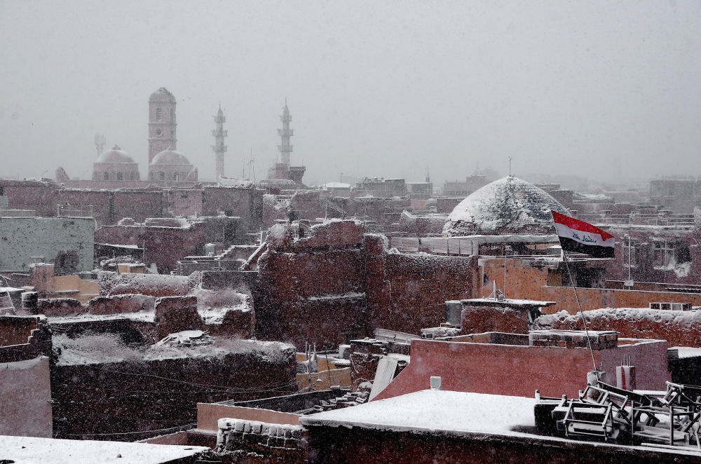 Città vecchia di Mosul, Iraq