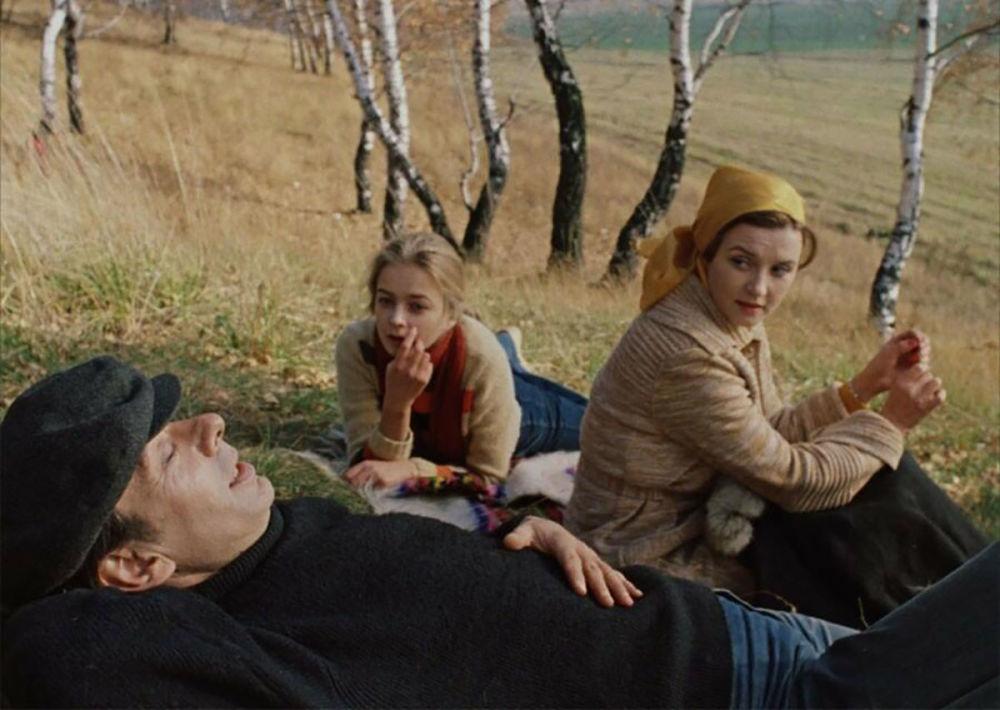Vera Alentova e Aleksey Batalov nel film Mosca non crede alle lacrime, 1980