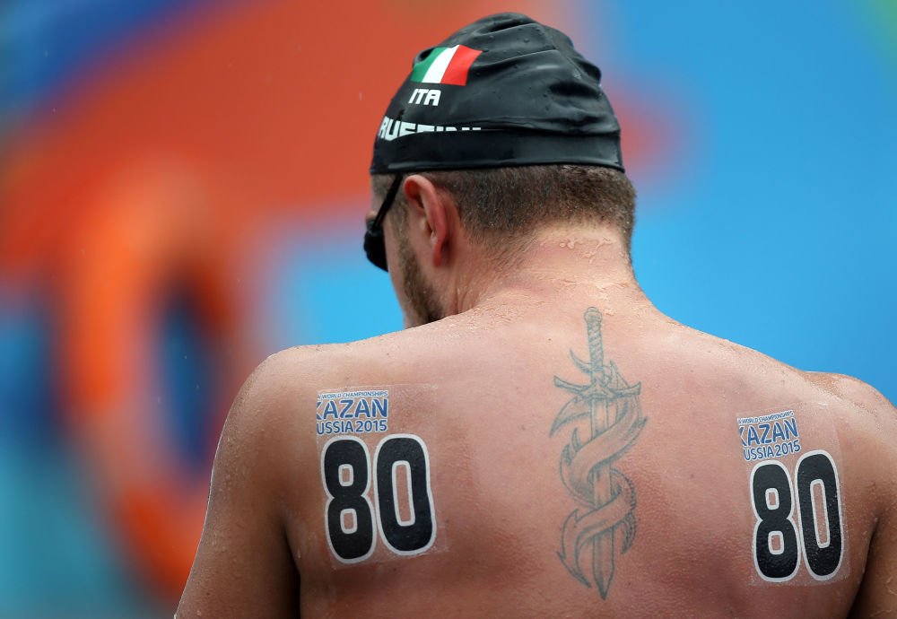 I tatuaggi dei Mondiali di Kazan