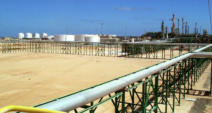Il gasdotto ENI in Libia