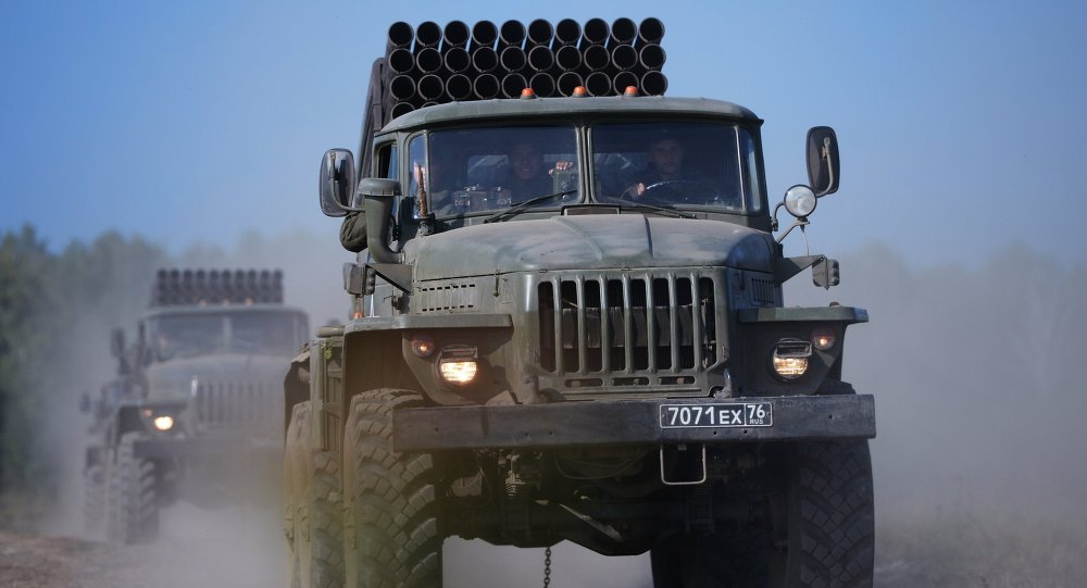 In Russia occidentale iniziate esercitazioni militari di artiglieria su larga scala