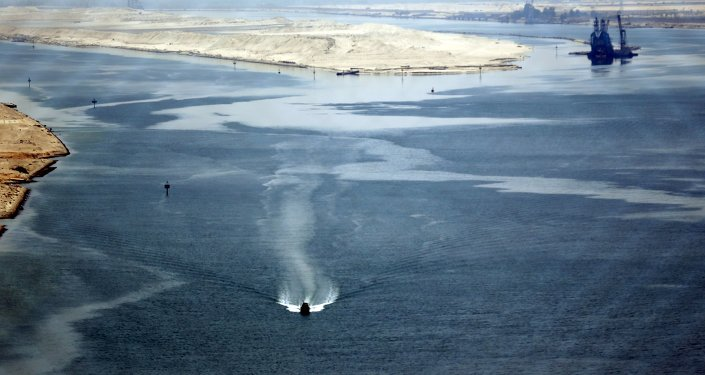Il Canale di Suez, Egitto