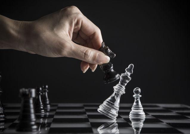 scacchiera geopolitica